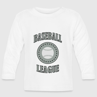 BASEBALL LEAGUE - Baby Long Sleeve T-Shirt
