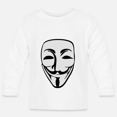 Anonymous Anonymous - Långärmad baby T-shirt