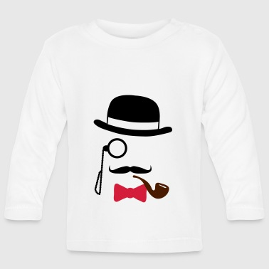 Like A Sir - Camiseta manga larga bebé