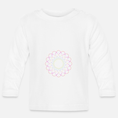 Popular ellipses - Baby Long Sleeve T-Shirt