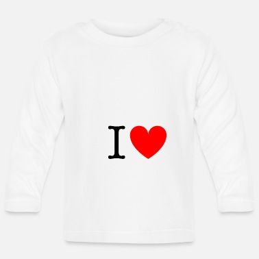 Tlc I LOVE - T-shirt
