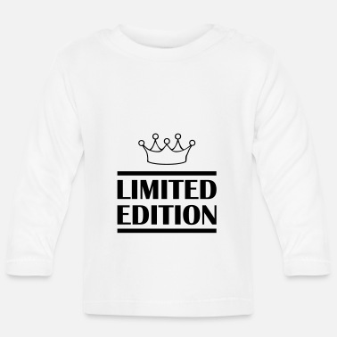 Humour limited edition king - Baby Longsleeve Shirt