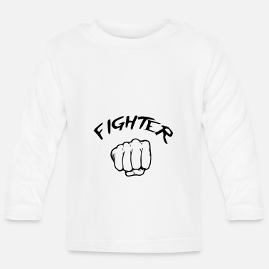 Fighter Fighter - Fighter - Baby Longsleeve Shirt