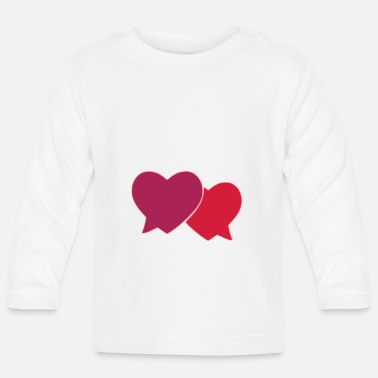 Tenderness Tender hearts - Baby Longsleeve Shirt