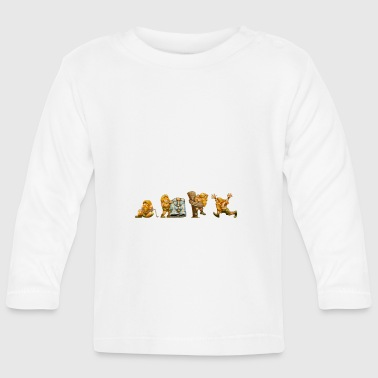 Prison Prisoners - Baby Long Sleeve T-Shirt