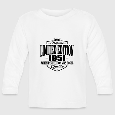 Limited edition 1951 - Baby Long Sleeve T-Shirt
