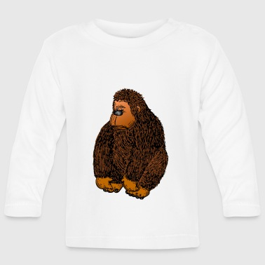 Chimpanzee - Baby Long Sleeve T-Shirt