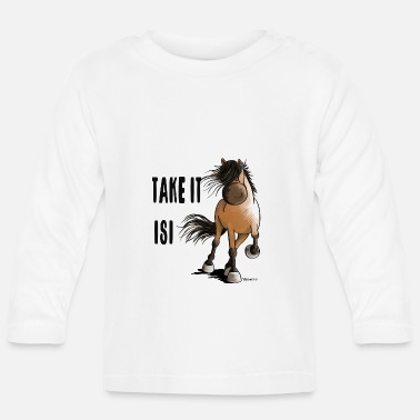 Take Take It Isi - Baby Langarmshirt
