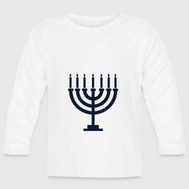 Heat Heated candlestick - Baby Long Sleeve T-Shirt