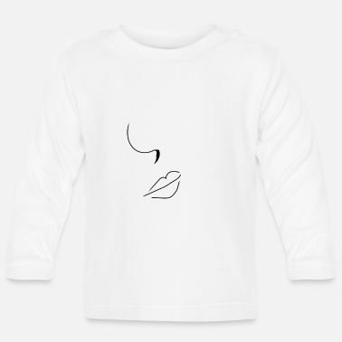 Mouth mouth - Baby Longsleeve Shirt
