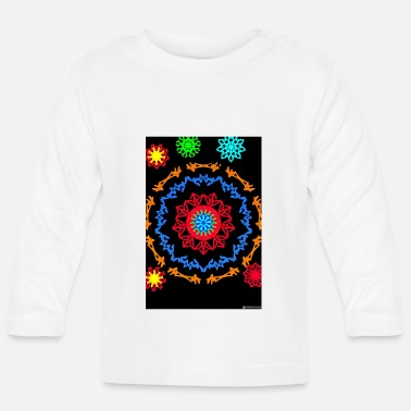 Wall Magical designs - Baby Longsleeve Shirt