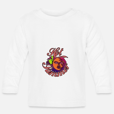 Hot Summer Hot Summer - Baby Longsleeve Shirt