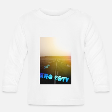 Long Its a long long road - Baby Longsleeve Shirt