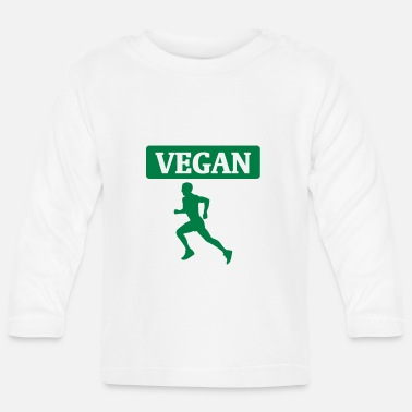 Workout Veganes Workout - T-shirt manches longues Bébé
