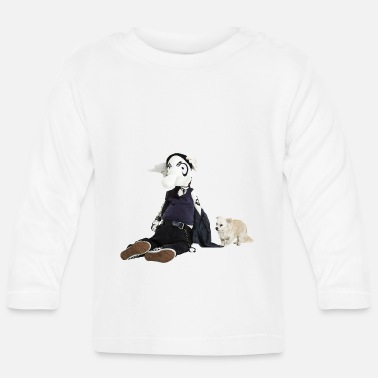 Kalle Faith and Truth - Doormen Kalle and Dio - Baby Longsleeve Shirt
