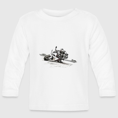 motorcycle - Baby Long Sleeve T-Shirt