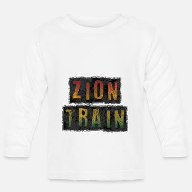 zion train - Baby Langarmshirt