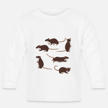 Rat selection - Baby Longsleeve Shirt