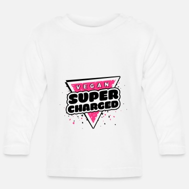 Vegan Supercharged - Baby Longsleeve Shirt