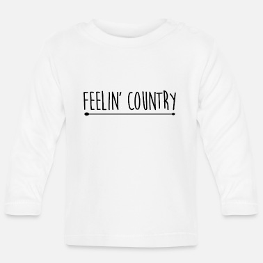 Country Country - Baby Longsleeve Shirt