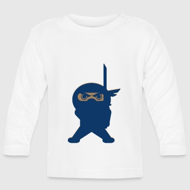 Ninja - Baby Long Sleeve T-Shirt