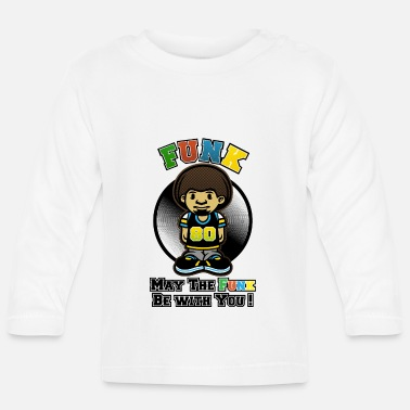 Phonky Wireless - Baby Longsleeve Shirt
