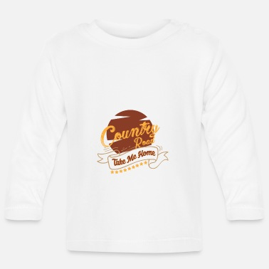 Country Music Country music country music country music gift - Baby Long Sleeve T-Shirt