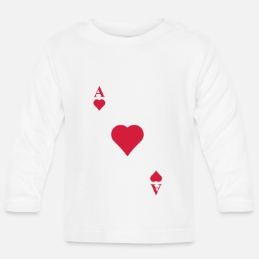 Cards Cards - Baby Long Sleeve T-Shirt