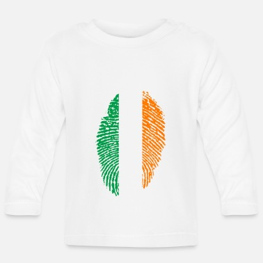 Ireland IRELAND / IRELAND - Baby Long Sleeve T-Shirt