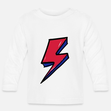 Lightning Bolt lightning bolt 1 - Baby Long Sleeve T-Shirt