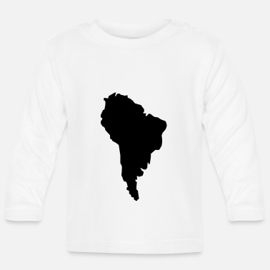 South America South America - Baby Longsleeve Shirt