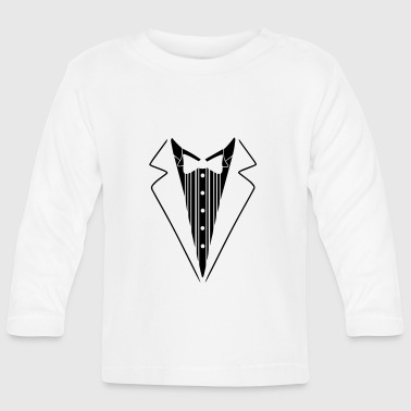 Suit - Baby Long Sleeve T-Shirt