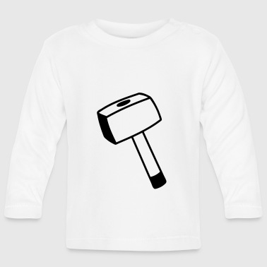 Hammer - Baby Long Sleeve T-Shirt