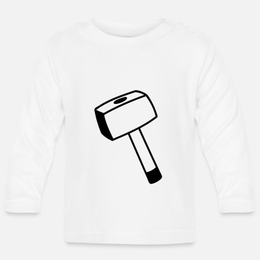 Hammer Hammer - Baby Long Sleeve T-Shirt