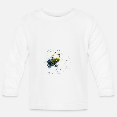 Frog Frog - frogs - color - Baby Longsleeve Shirt