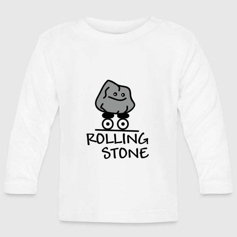 Rolling Stone - Baby Long Sleeve T-Shirt