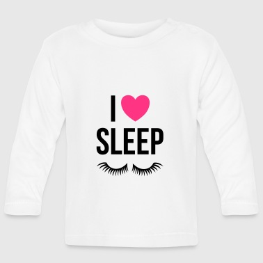 Sleep - Baby Long Sleeve T-Shirt