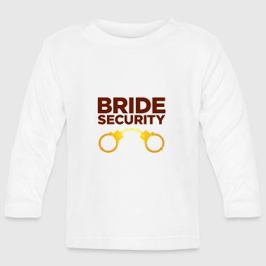 Security Team of the Bride - Baby Long Sleeve T-Shirt