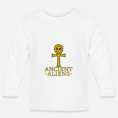 Ancient Ancient aliens - Baby Longsleeve Shirt