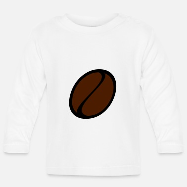 Coffee Bean Coffee Bean - Baby Longsleeve Shirt