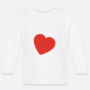 Serce little heart SE - Långärmad baby T-shirt
