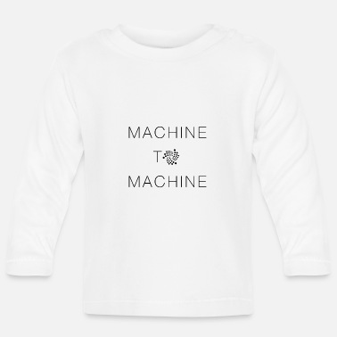 Machine IOTA Machine à Machine - T-shirt manches longues Bébé