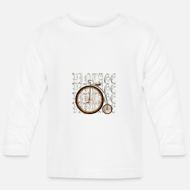 Ancient Ancient bicycle - Baby Longsleeve Shirt
