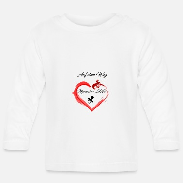 Parents The design for parents, parenting - Baby Longsleeve Shirt