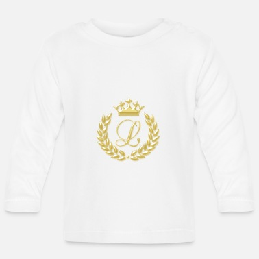 Laurel Wreath laurel wreath - Baby Longsleeve Shirt