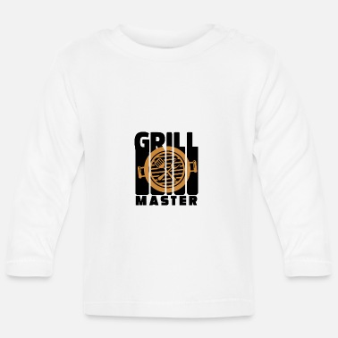 Bbq Master Grill Master BBQ - Baby longsleeve