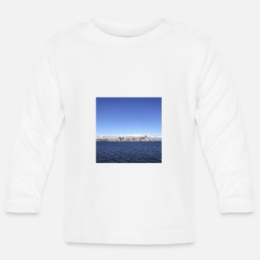 Seattle Seattle - Camiseta de manga larga bebé