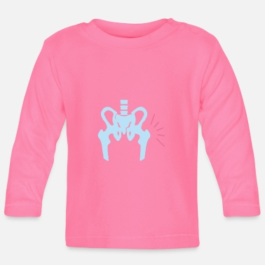 Hip pain - Baby Longsleeve Shirt