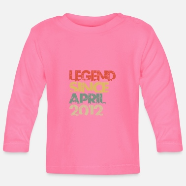 Since Legend sedan april 2012 - Långärmad baby T-shirt