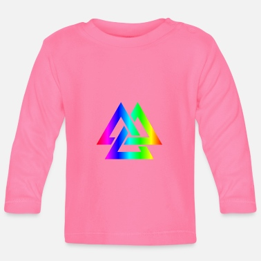 Wotan Wotan colorful - Baby Longsleeve Shirt